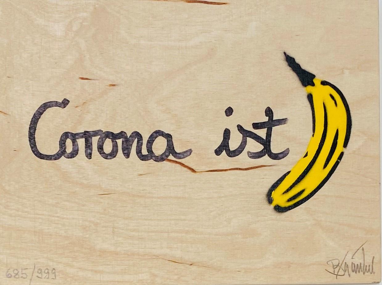 Corona ist Banane
