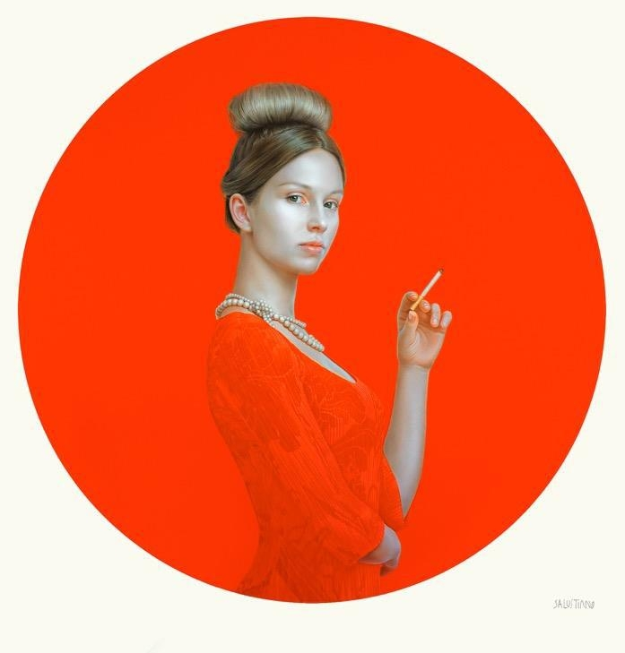 Alma Mater, orange