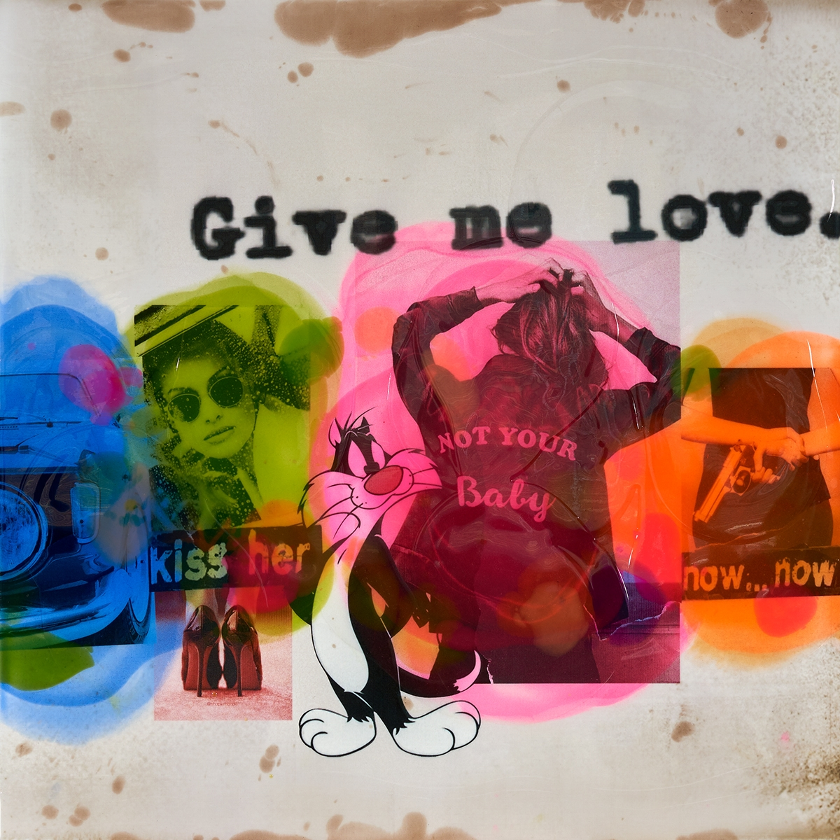 Give Me Love - Epoxy