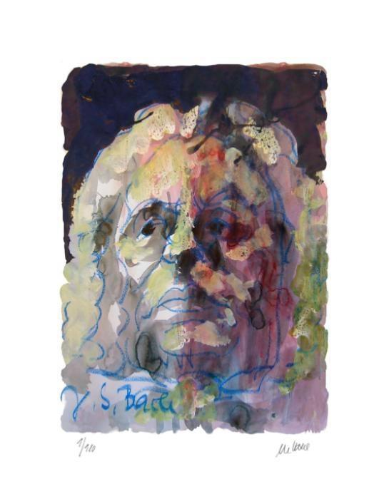 Porträt - Johann Sebastian Bach