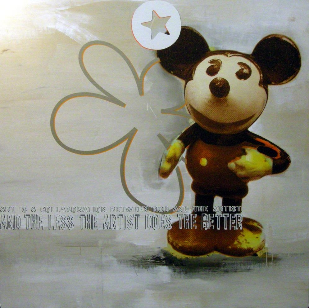 Mickey Mouse - One of Nine