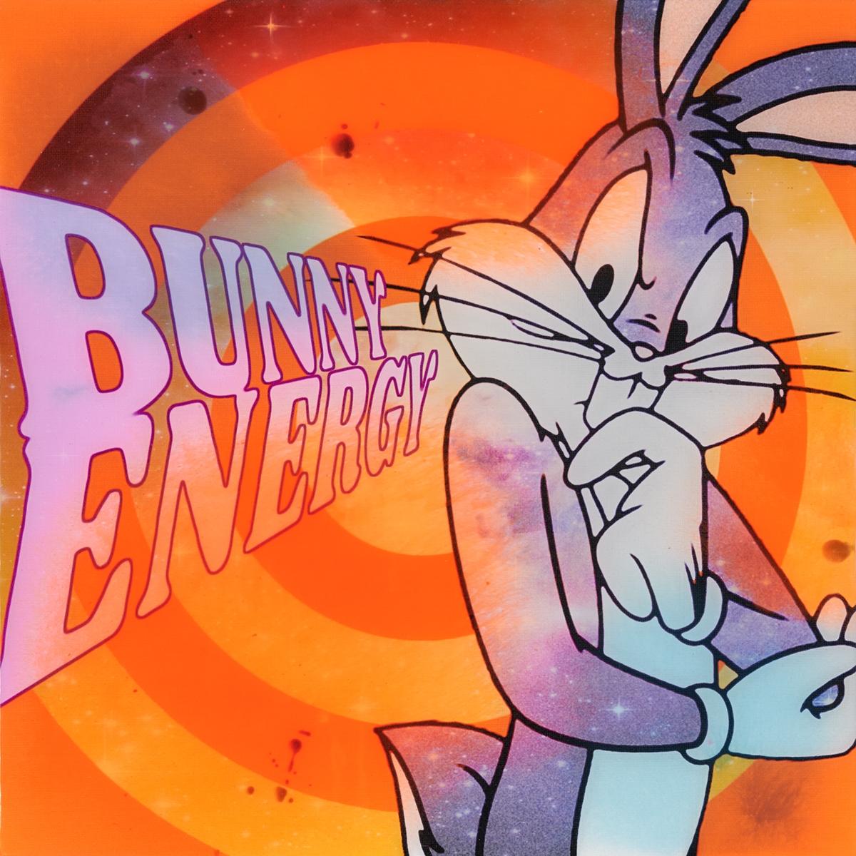 Bunny Energy - Epoxy - 2020