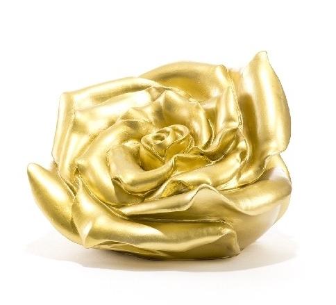 Rose - gold, signiert