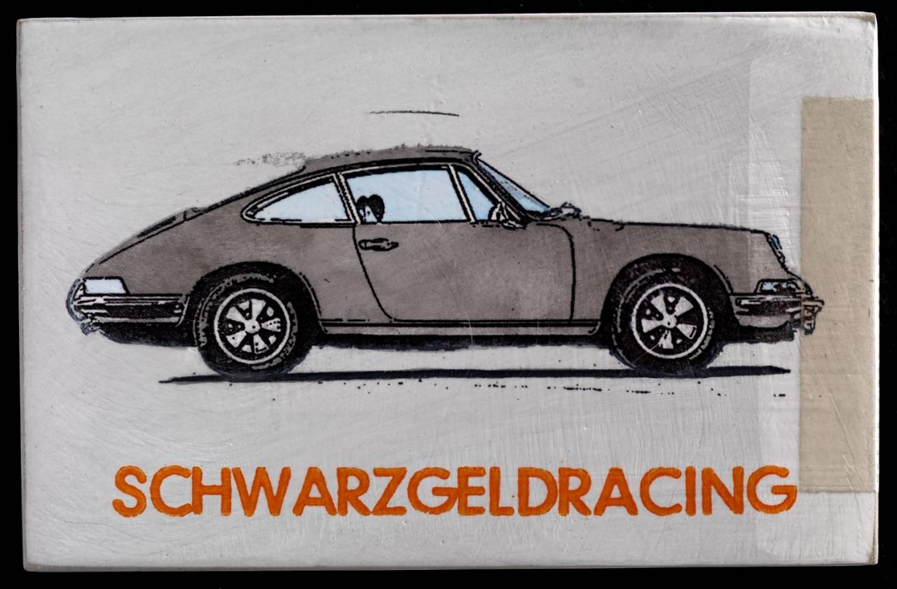 Porschefimmel - Schwarzgeldracing