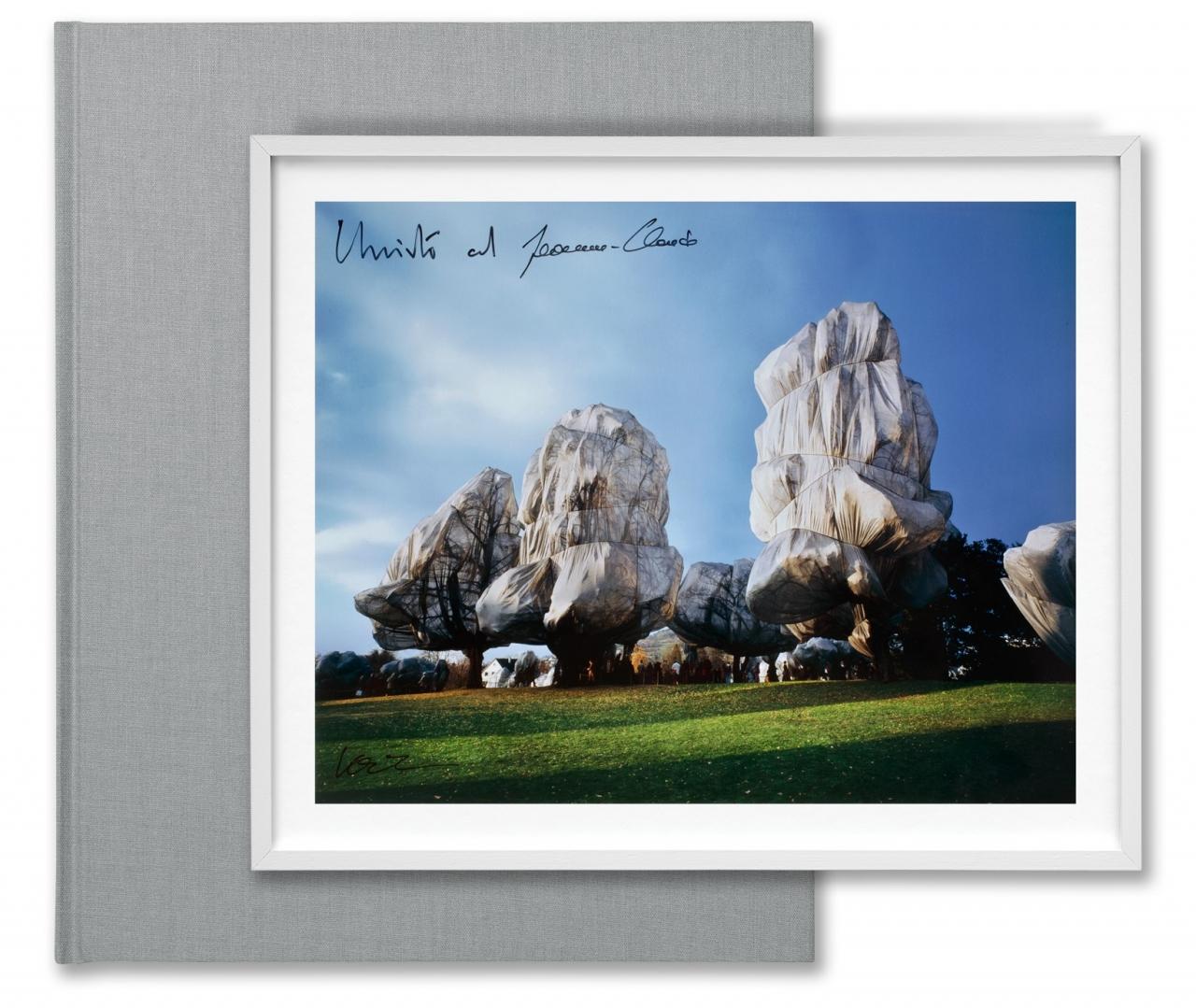 Wrapped Trees Taschen-Katalog