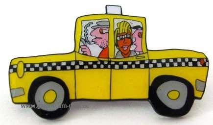 Pin: Taxi