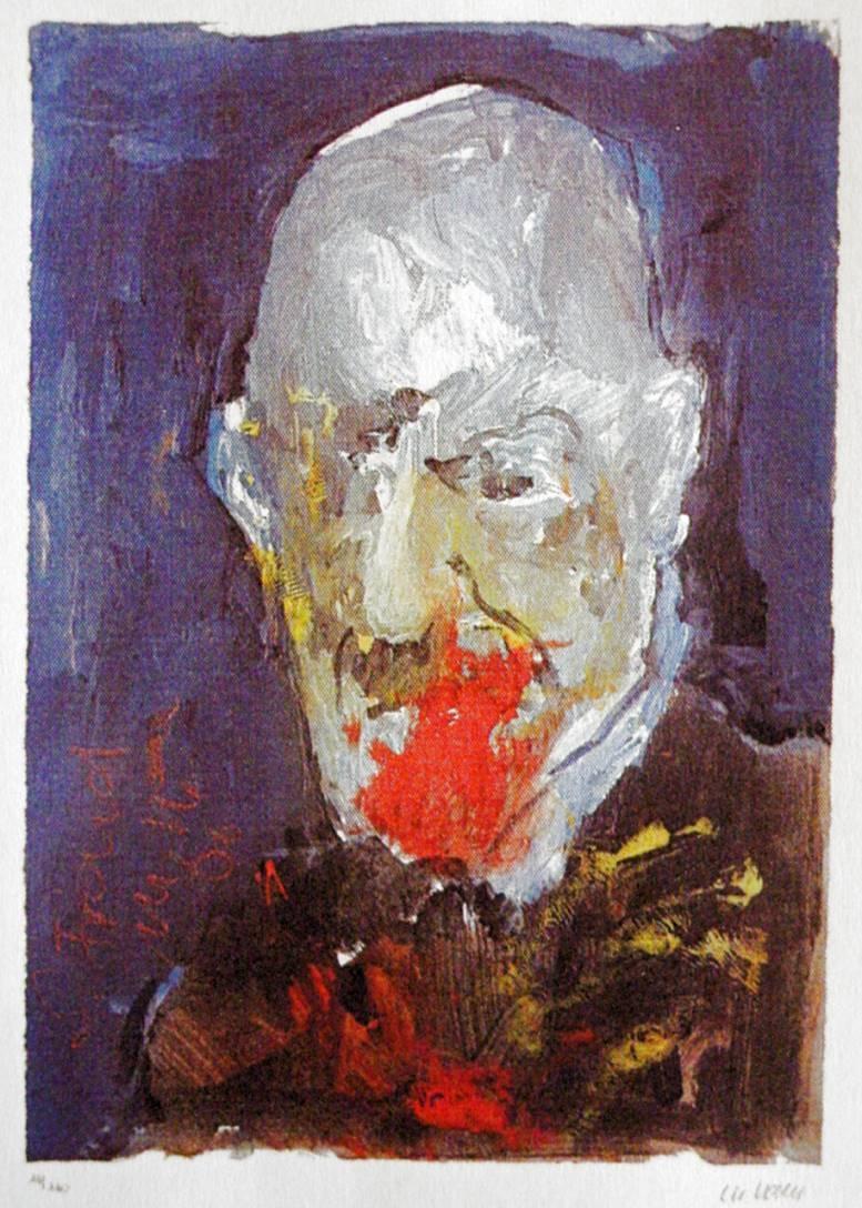 Porträt - Sigmund Freud