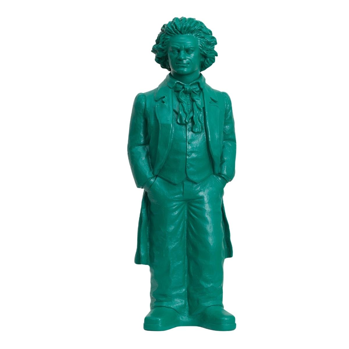 Ludwig van Beethoven - opalgrün