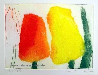 Tulpen rot/gelb 2002