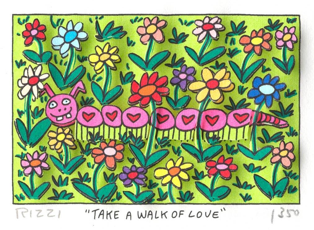 Take a Walk of Love
