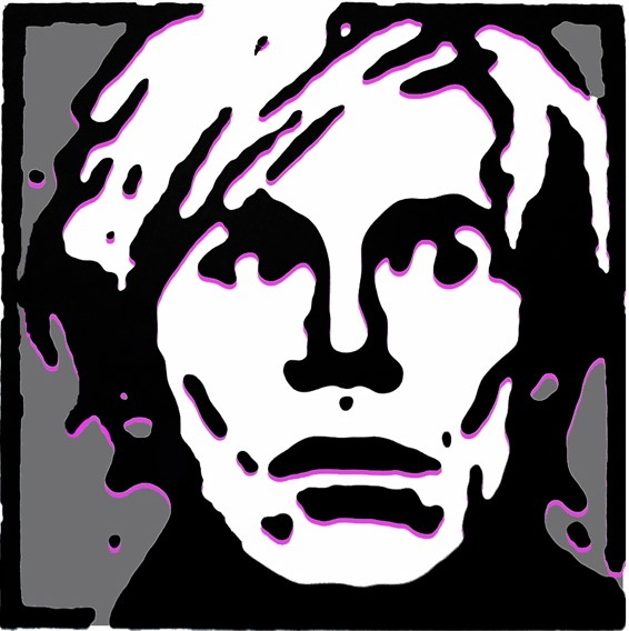 Warhol 06, 2013, Unikat