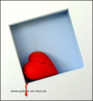 Herz in Schieflage