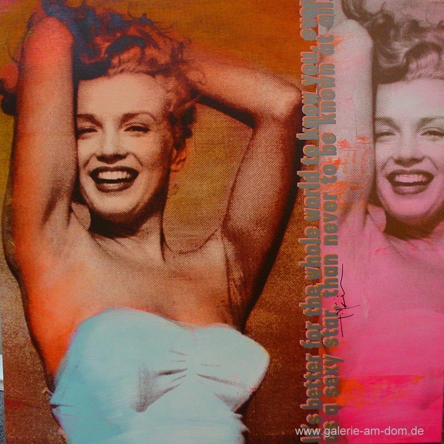 Marilyn Unikat (It[HK]s better for You)