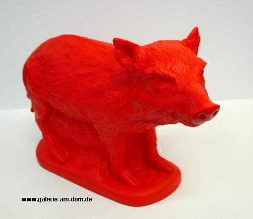 Frischling - rot