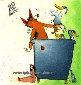 Gnade dir Gott, du Fuchs