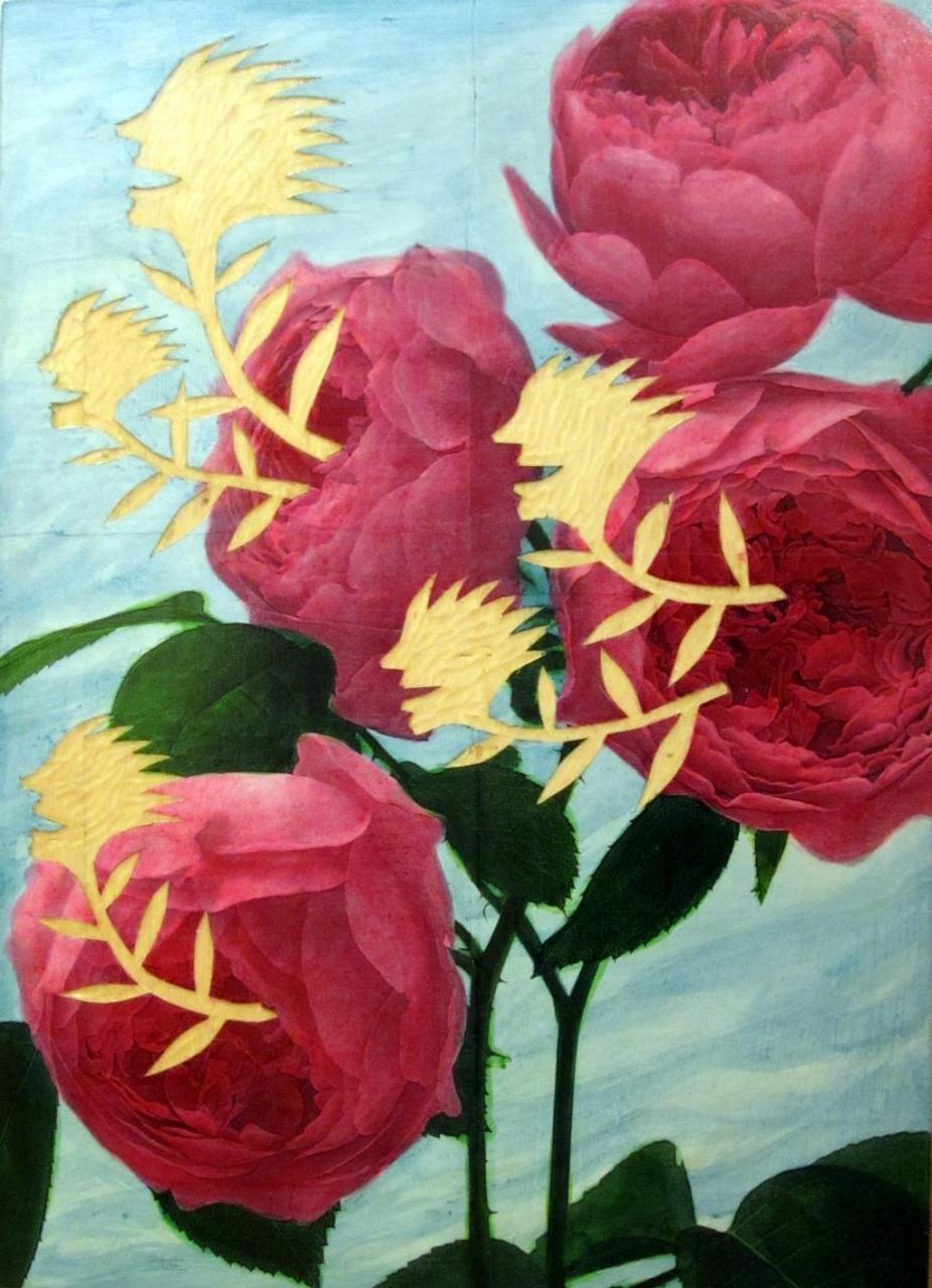 Pflanzenmenschen - Rosen