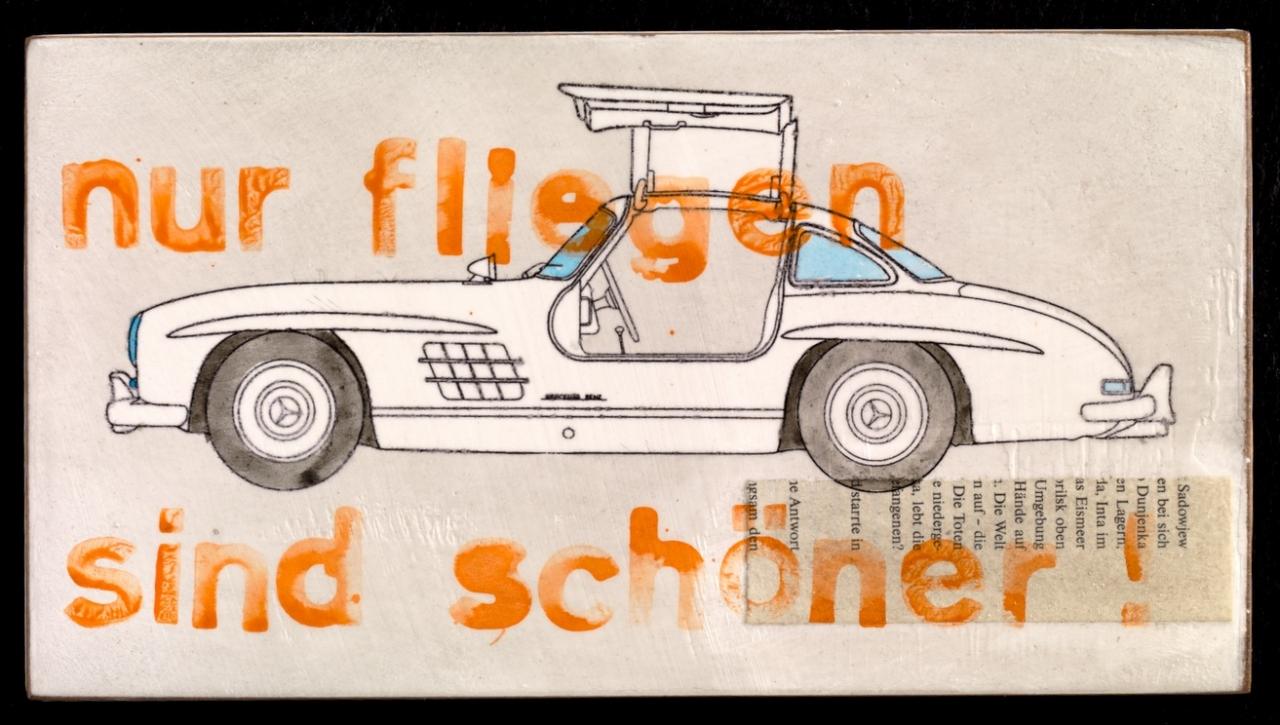 Porschefimmel - Schön fliegen