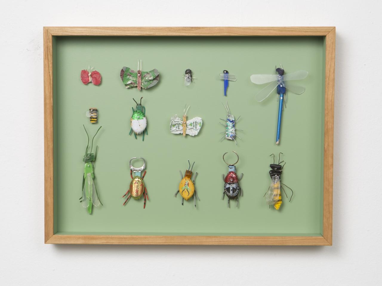 Insektenkasten (Mai IX)