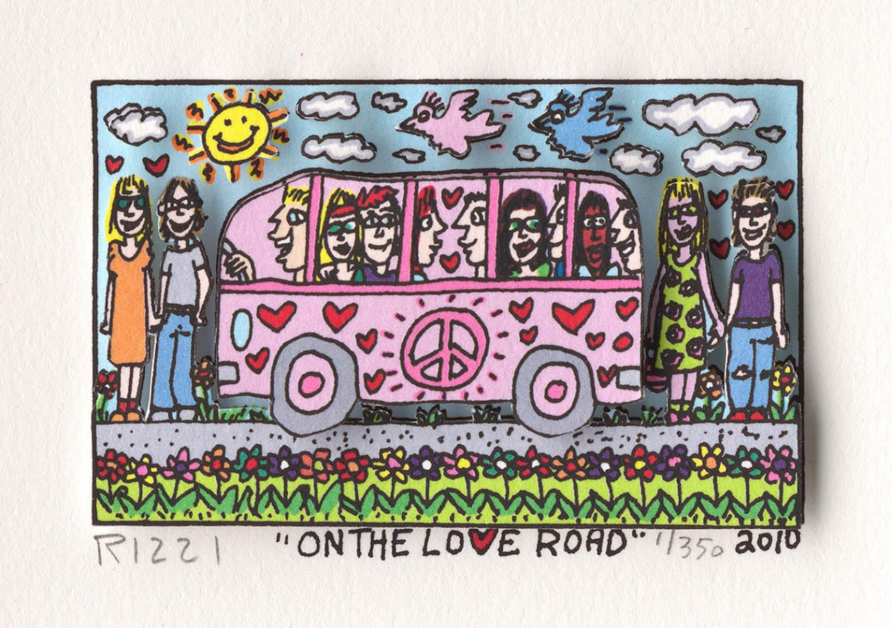 On the Love Road
