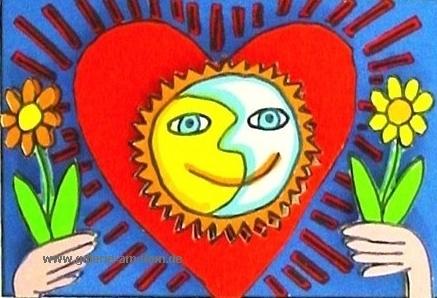 The Sun, the Moon, my Heart