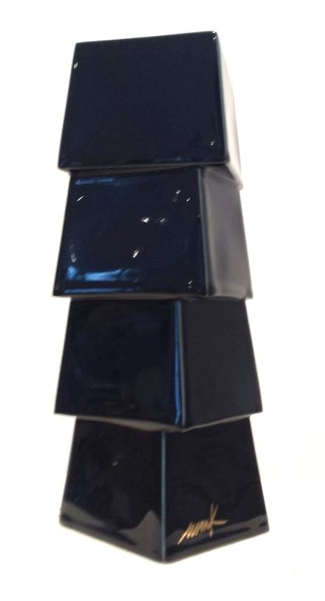 Edition Nr. 1 - Keramik schwarz