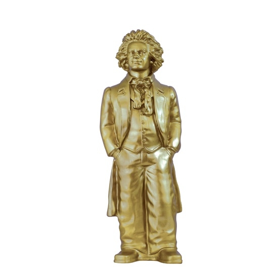 Beethoven II - gold