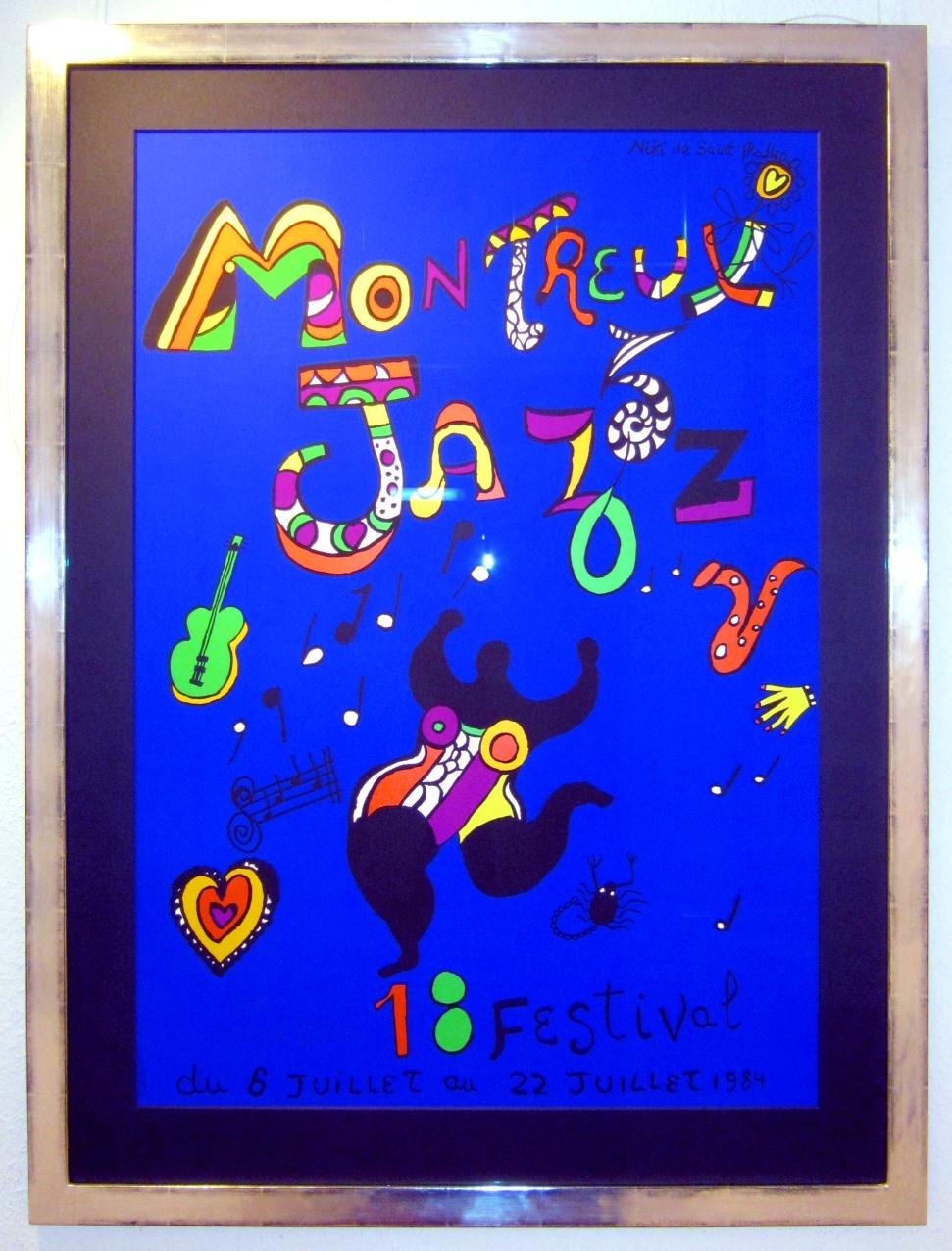 Montreux Jazz Festival 1984