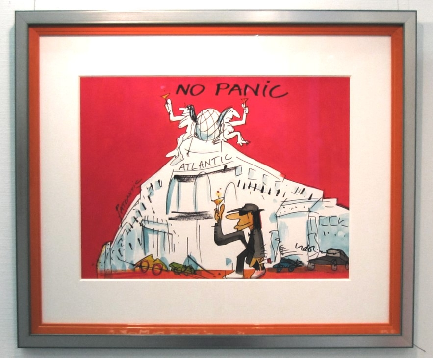 No Panic (Atlantic)