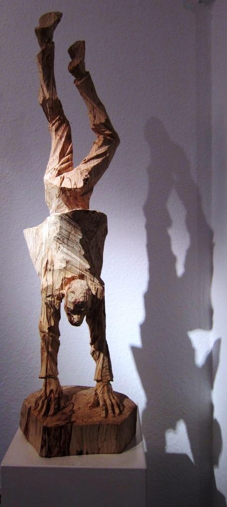 Handstand II