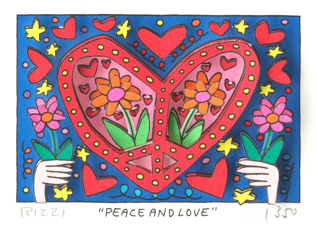 Peace and Love 2015
