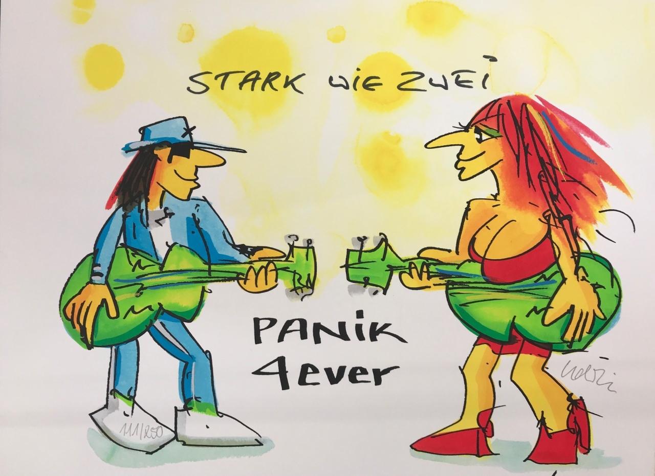 Panik 4ever (Stark wie Zwei) - 2020