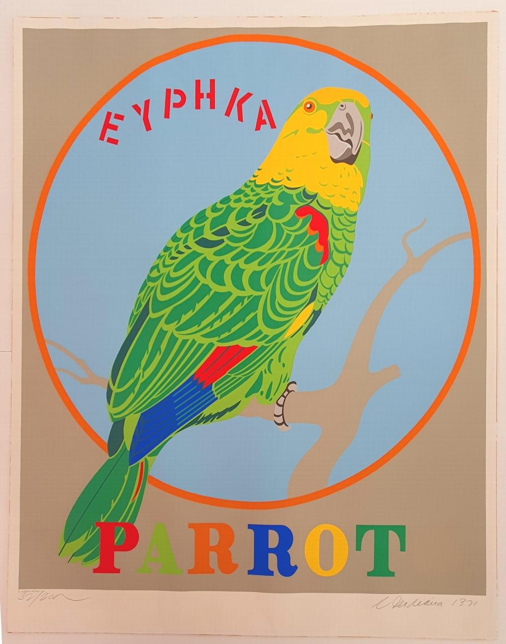 Parrot Eyphka (Eureka)