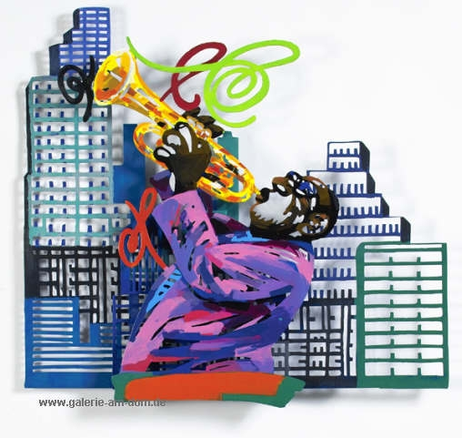 Jazz and the City - Trumpetist