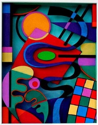 The Garden of Wassily Kandinsky