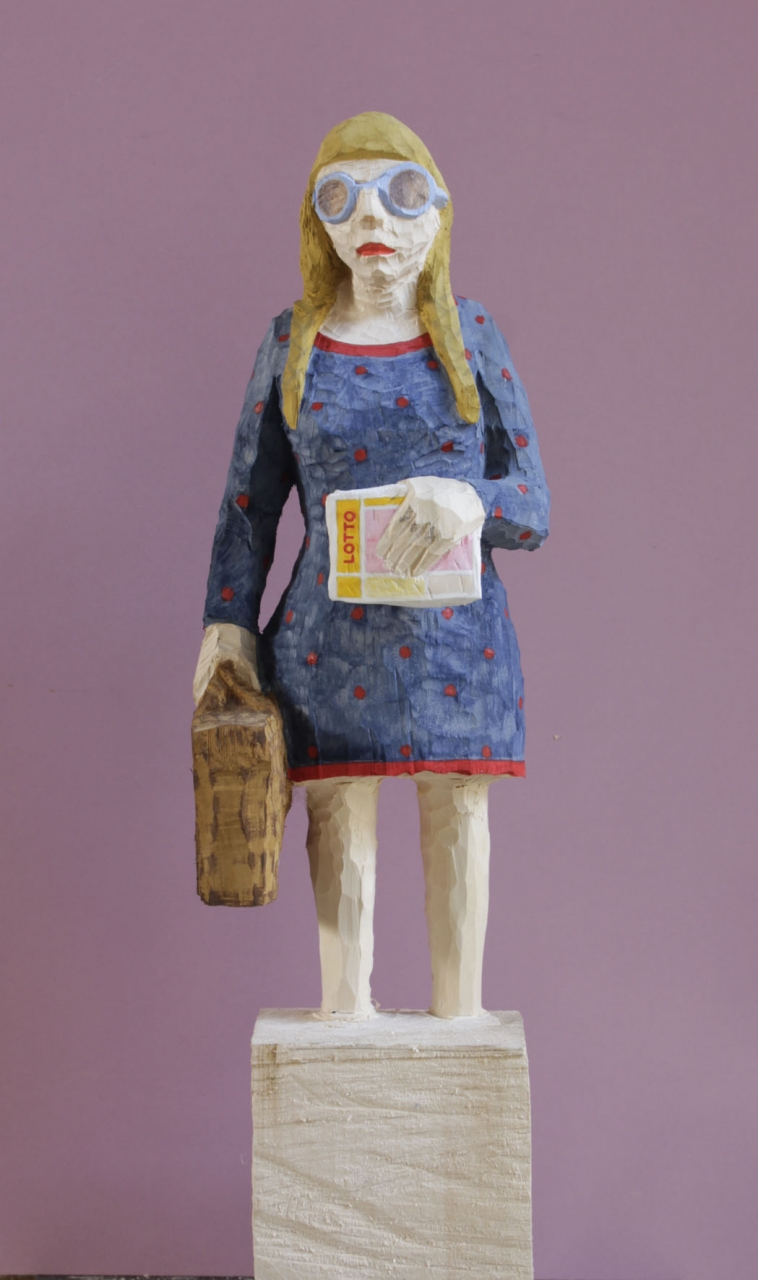 Edekafrau (1003) Lottofee