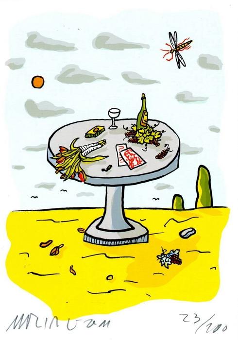 Tischstillleben