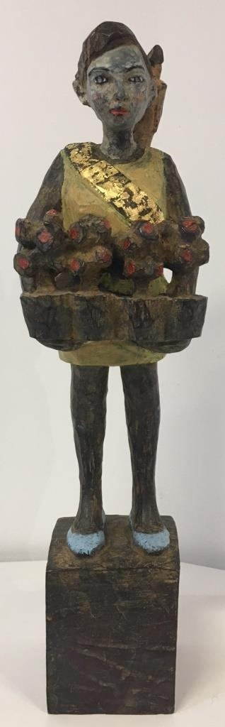 Guerilla Gardening Bronze 7/9