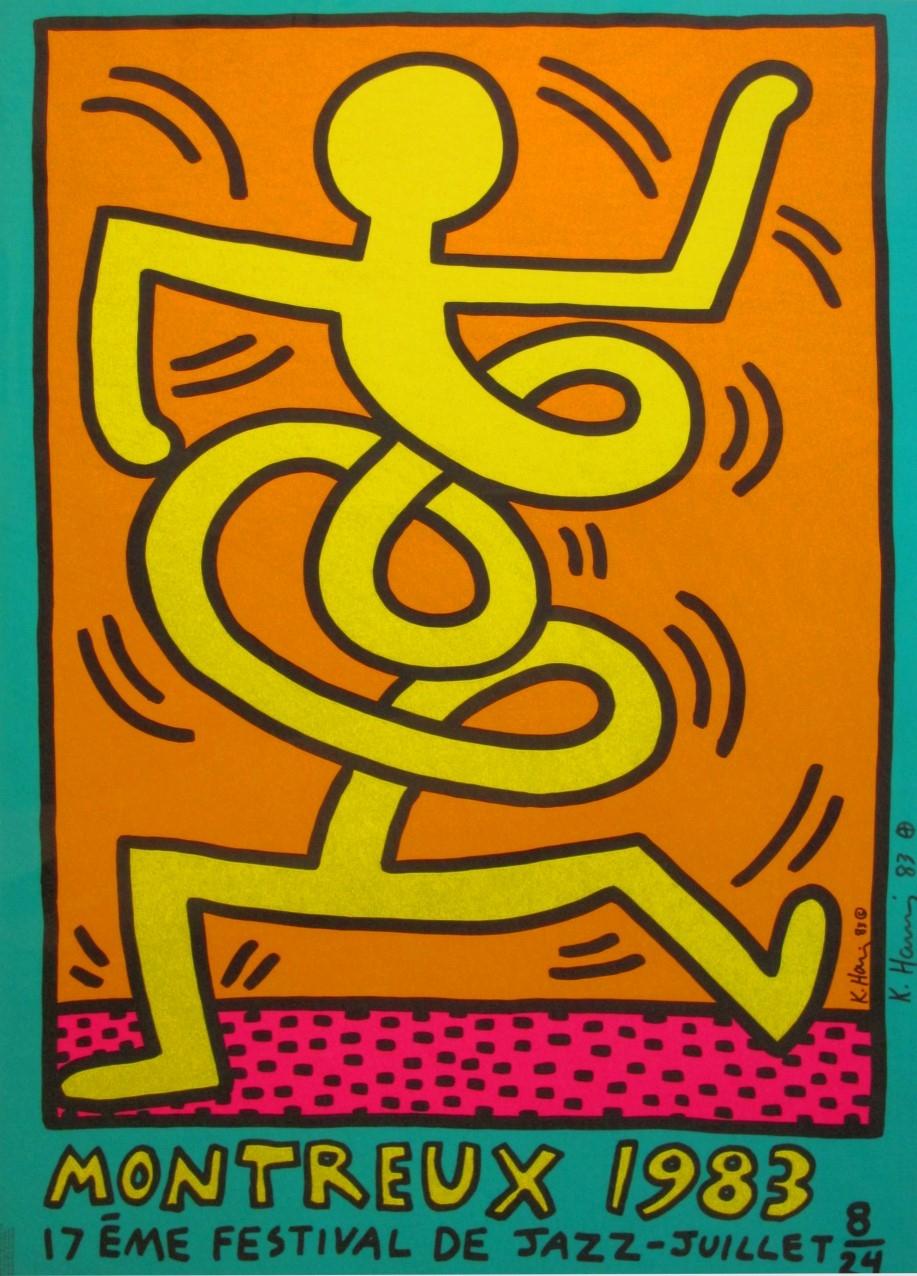 Montreux Jazz Festival 1983, orange
