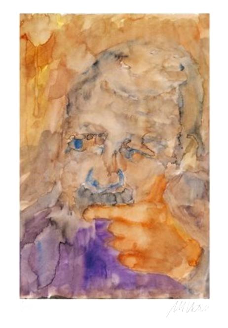 Porträt - Selbst 2012