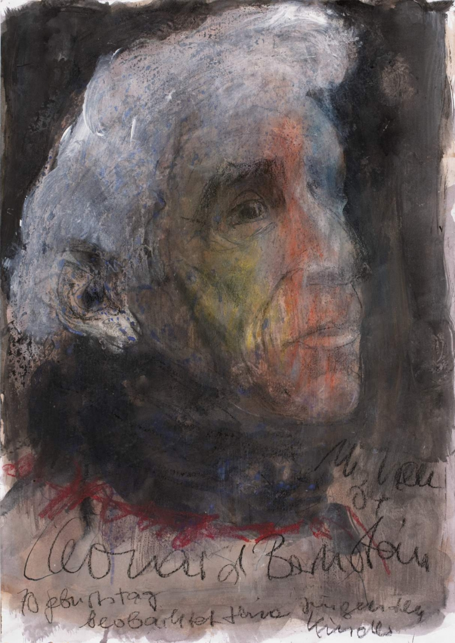 Leonard Berstein - 70. Geburtstag