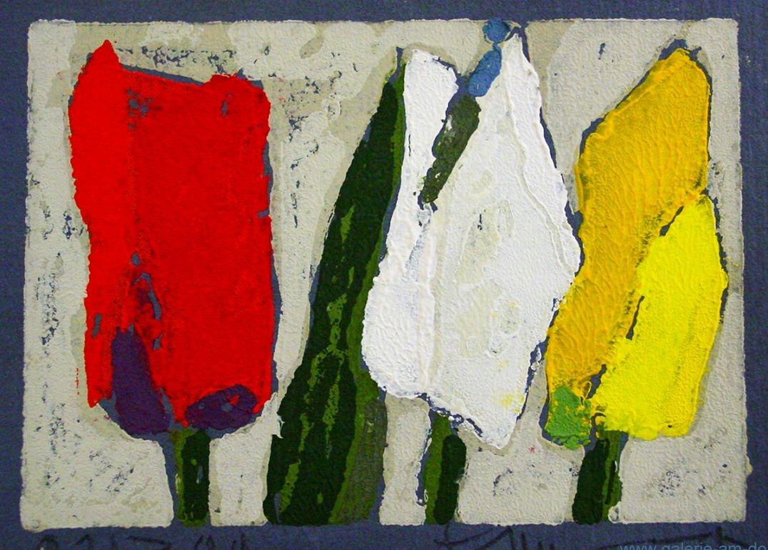Drei Tulpen 2005