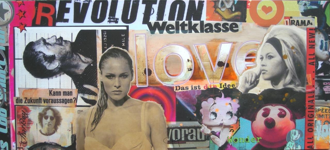 Love JD Revolution - One of Nine