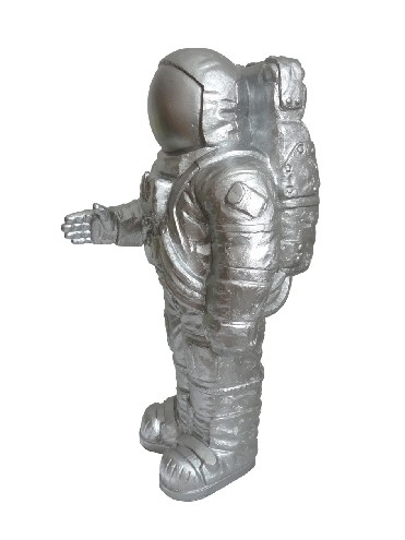 Astronaut - silber