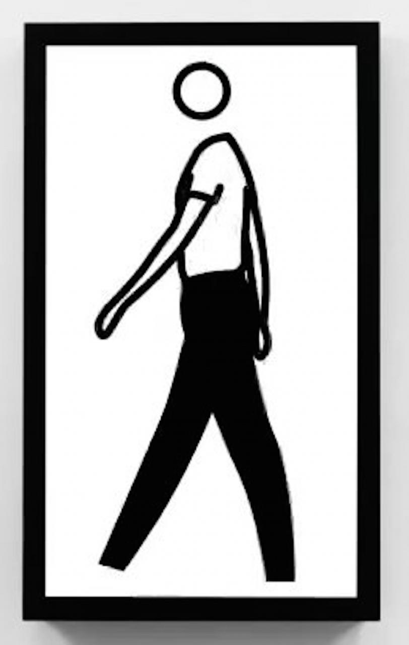 Bruce Walking