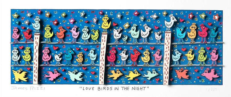 Love Birds in the Night