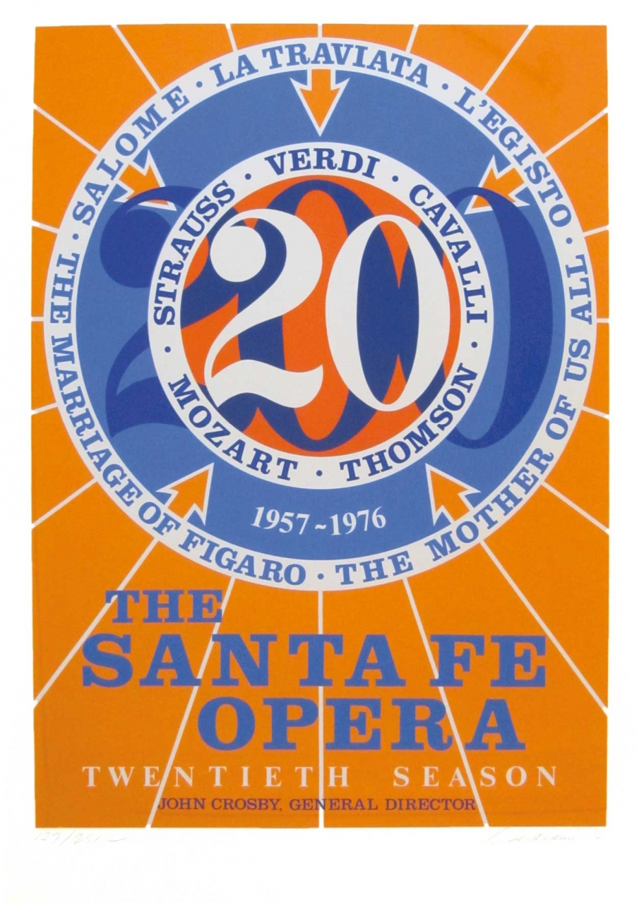 The Santa Fe Opera 20th Season
