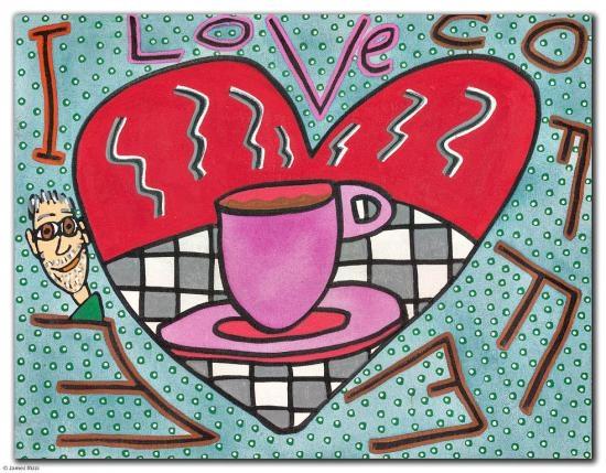 I do love my coffee