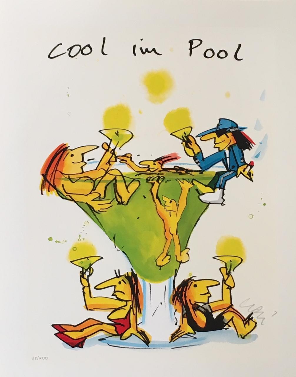 Cool im Pool 2019