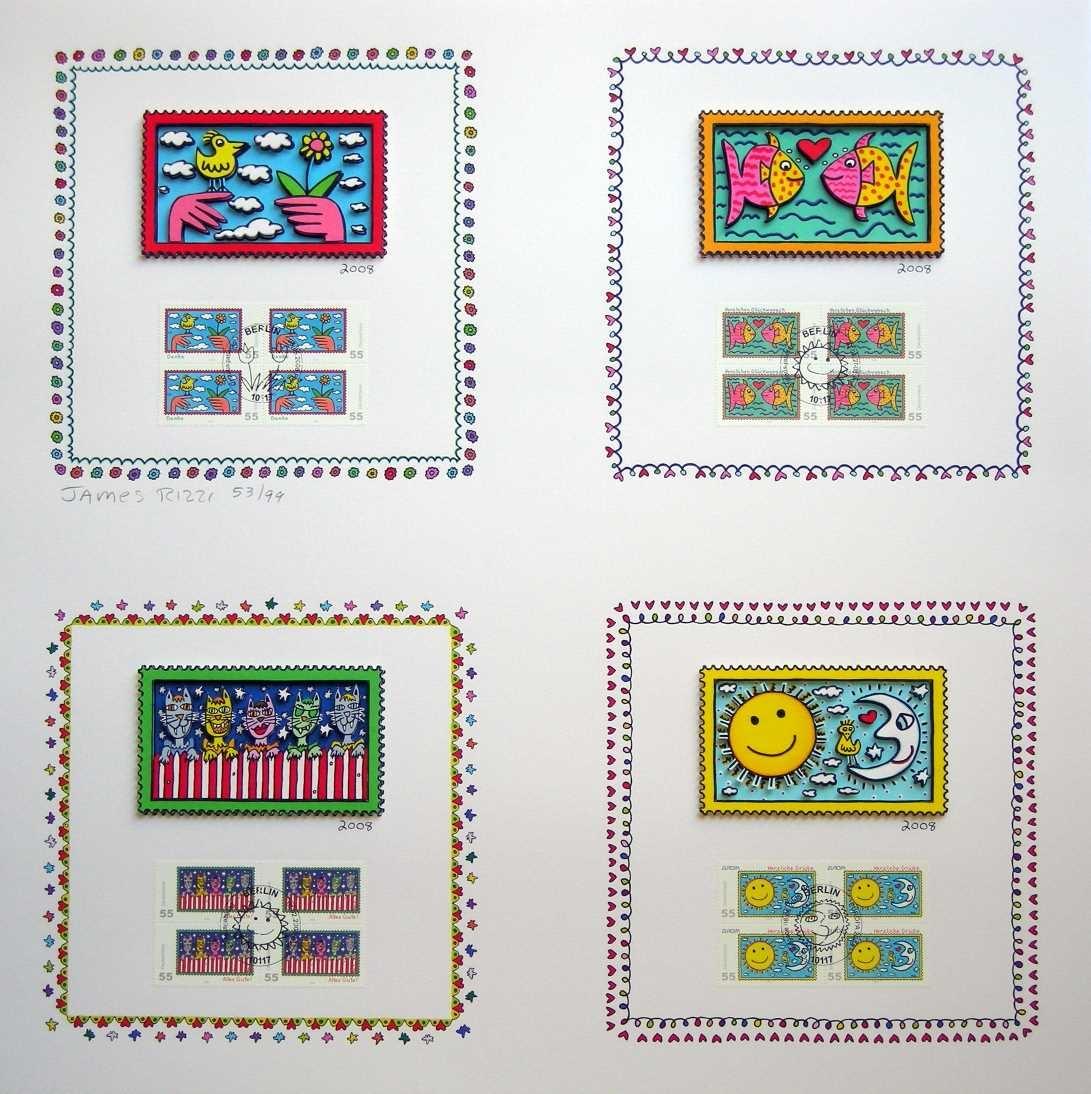 Briefmarken Deluxe Ausgabe