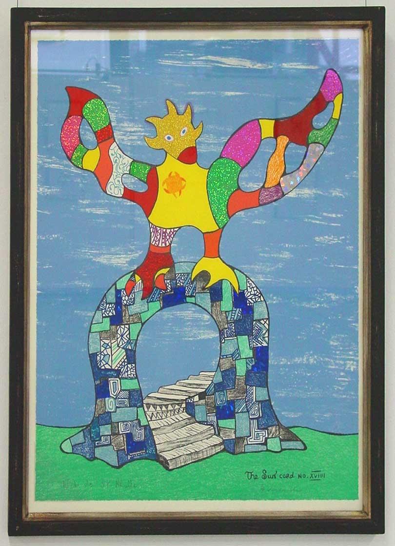 The sun - Card Nr. XVIIII